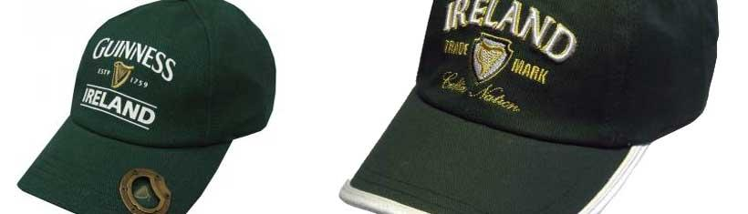 Baseball cap from Ireland: The hip...