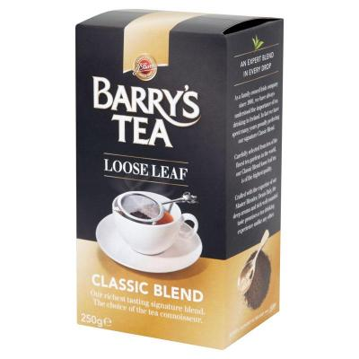Barrys Tea Classic Blend 250g, lose