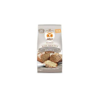 Traditioneller Irish Farmhouse Brown Bread Brot Mix