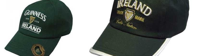 Baseballcap aus Irland: Das angesagte...