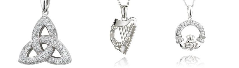 Celtic Pendants: Elegant necklaces from...