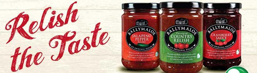 Irish sauces, mustard and relish  Whether hot...