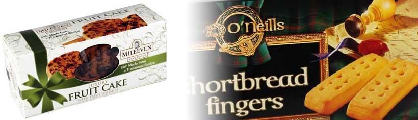 Brot aus Irland mit Backmischungen für zu...
