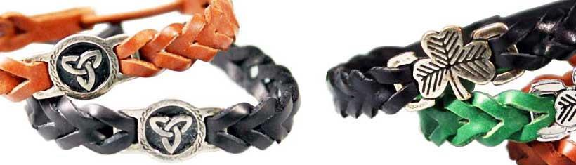 Armbänder und Armreifen aus Irland...