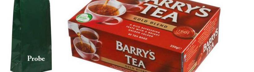 Die irische Teekultur  Vier Tassen Tee trinken...