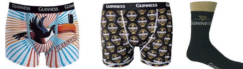 Guinness nicht nur bekannt für seine...