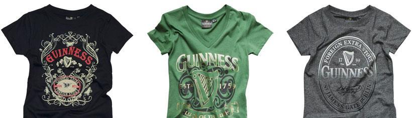 T-Shirts: Das passende Kleidungsstück...