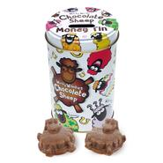 Wacky Woollies Schokolade in lustiger Dose