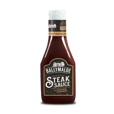 Ballymaloe Stout Steak Sauce Squeeze