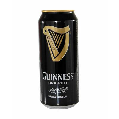 Guinness Beer Tin