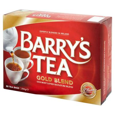 Barrys Tea Gold Blend 80 bags