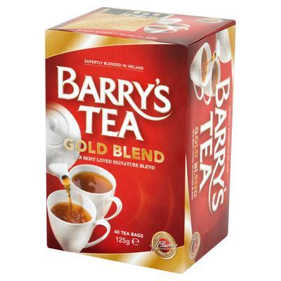 Barrys Tee Gold Blend 40 Beutel