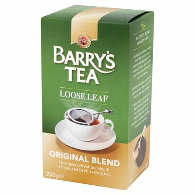 Barrys Tea Original Blend 250g, loose