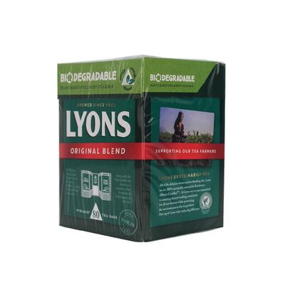 Lyons Tea Original Blend 80 bags