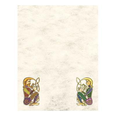 Briefpapier im keltischen Design