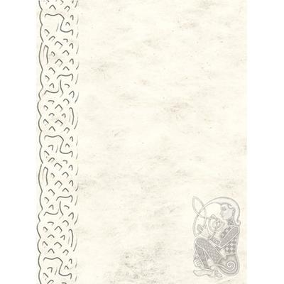 Keltisches Briefpapier