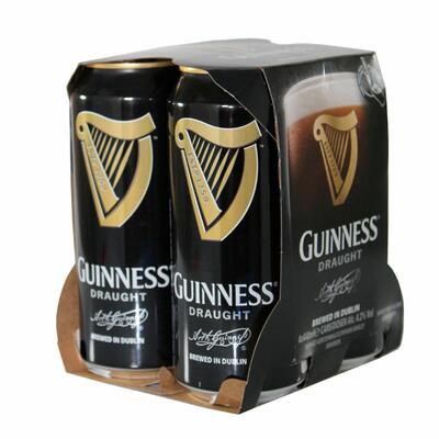 Guinness Beer Special Offer, 48 Tins