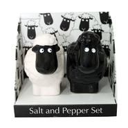 Black Sheep Salz & Pfefferstreuer Set