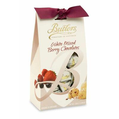 Butlers White Chocolate with mixed Berries
