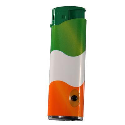 Ireland lighter Ireland flag