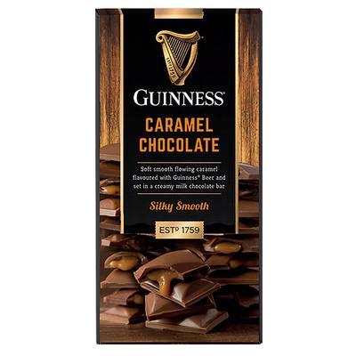 Guinness Milk Chocolate Caramel
