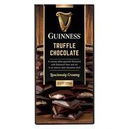 Guinness dunkle Trüffel Schokolade