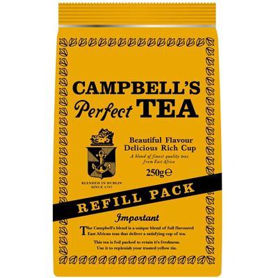 Campbells Tea Nachfüllpackung, 250g