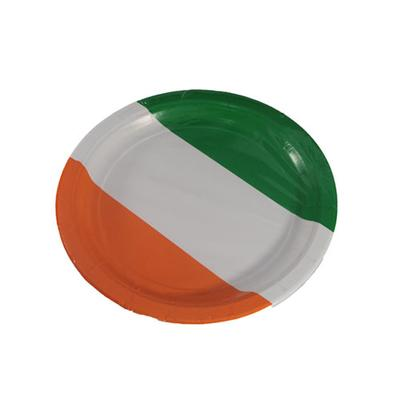 Ireland paper plate 20 pieces