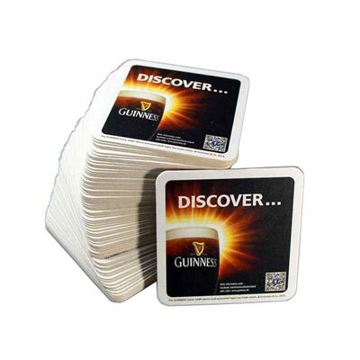 Guinness Coasters 70 pieces