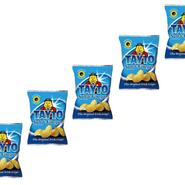 Tayto Salt & Vinegar Chips, Pack of 6