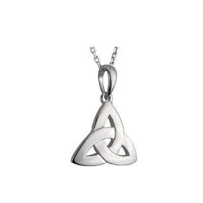 Pendant Celtic Knot Design, Sterling Silver