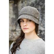 Flapper Hat, grey