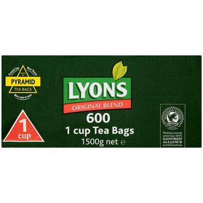 Lyons Tea Original Blend 600 bags