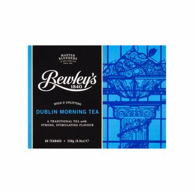 Bewleys Dublin Morning Tea 80 Bags