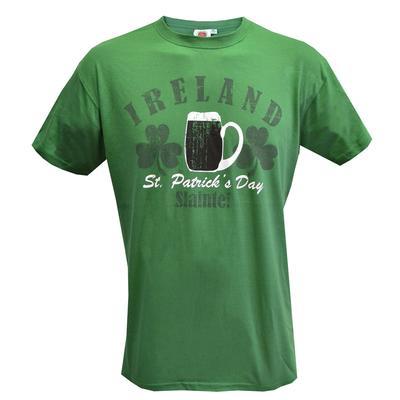 T-Shirt St.Patrick´s Day, grün
