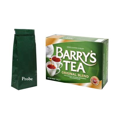 Barrys Original Blend Tea, Teeprobe