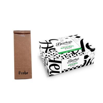 Bewleys Original Blend, Teeprobe