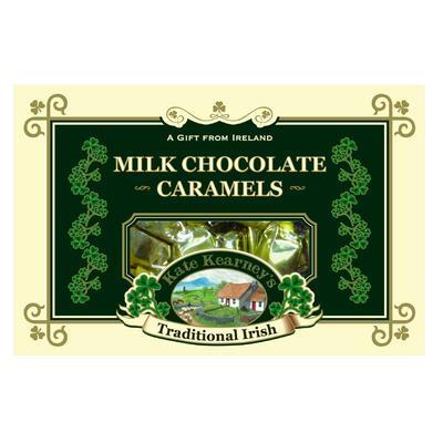 Kate Kearney Milk Chocolate Caramel Box