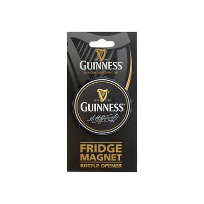Guinness Bottle Opener, round