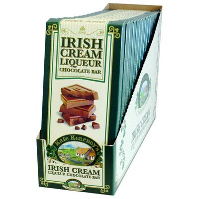 Kate Kearney Irish Cream Liqueur Chocolate Bar