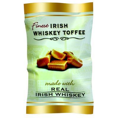 Irish Whiskey Toffee Bag 120 gram