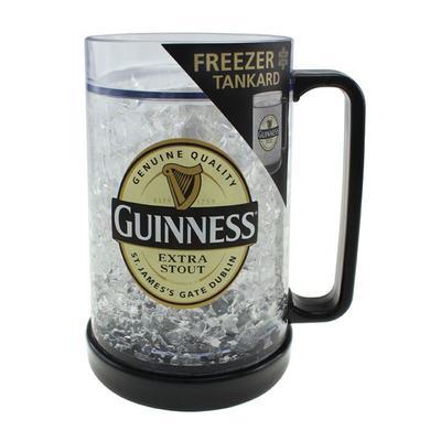 Guinness Glas- Tankard für das Gefrierfach 0,5l