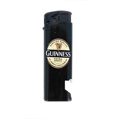 Guinness Feuerzeug und Flaschenöffner, 1 Stück