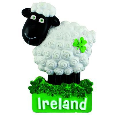 Ireland Sheep Magnet