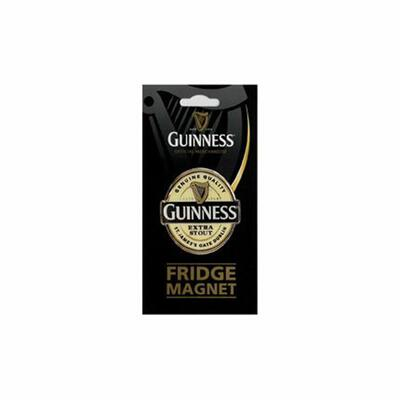 Guinness Chrome Fridge Magnet