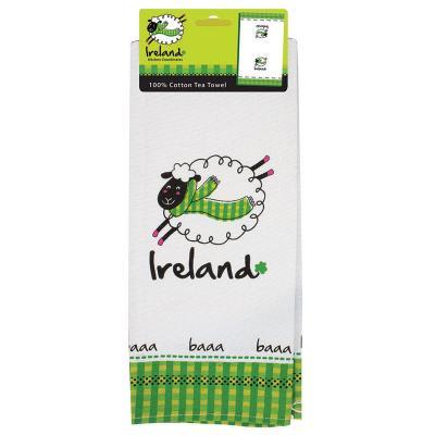 Ireland Schwarzes Schaf Küchentuch