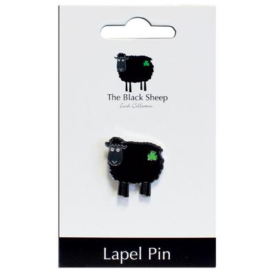 Anstecknadel, Black Sheep