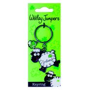 Wooley Jumpers Key Ring