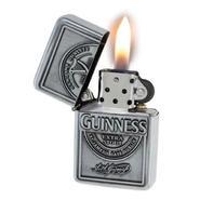 Guinness Metal Storm Lighter