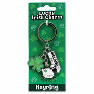 Lucky Irish Charm Key ring